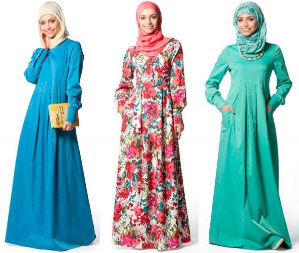 Мусульманская мода завоевывает все больше поклонниц.