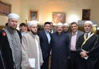 Камиль хазрат Самигуллин встретился с министром вакуфов Египта