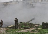 В Иран прилетели карабахские снаряды