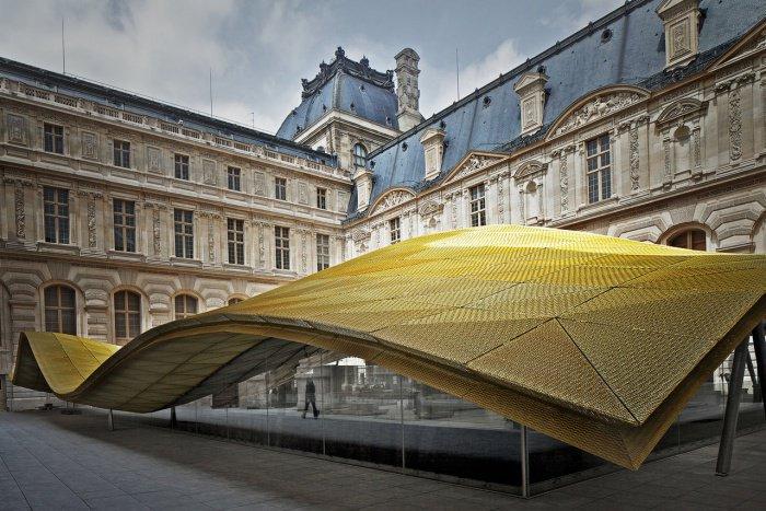 Ислам в Лувре (ФОТО)