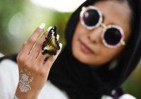 Дубай: 15 тысяч бабочек посреди пустыни