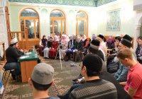 Преподаватель университета Аль-Азхар побывал в Чистополе