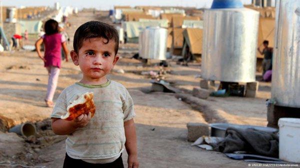 В данный момент в гуманитарной помощи нуждаются 125 миллионов человек.
