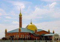 Новая Центральная мечеть появится в Назрани