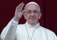 Папа Римский посетит лагерь беженцев