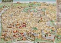 С карты Иерусалима «стерли» арабские святыни