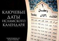 Какие месяцы исламского календаря также являются особенными?