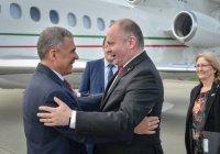 Президент РТ посетил дни Татарстана в Чехии