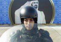 Женщина. Мусульманка. Полицейский.