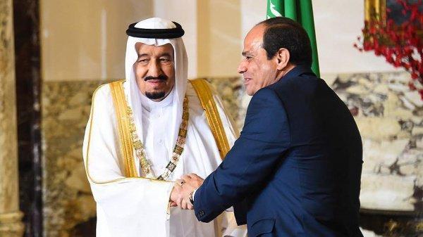 Египет и Саудовская Аравия подписали соглашение о делимитации морской границы.