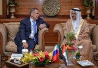 Рустам Минниханов принимает участие в работе инвестиционного форума в ОАЭ (Фото)