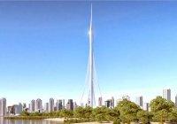 Создатели башни Бурдж Халифа решили побить собственный рекорд (Фото)