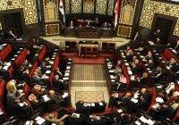 Завтра в Сирии - выборы в Парламент