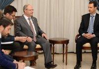 Башар Асад: Путин – самый популярный политик в Сирии