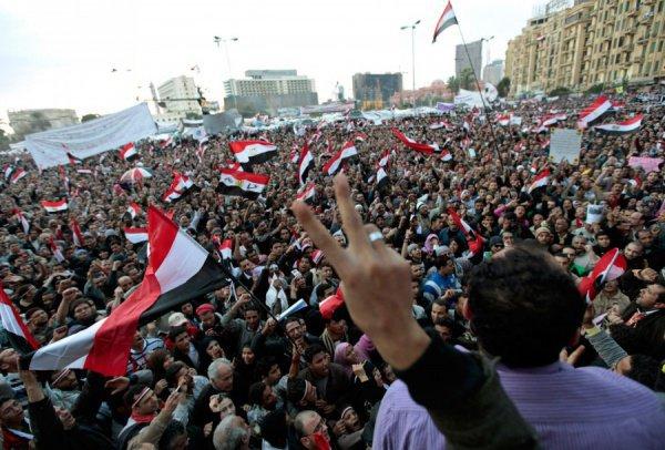 """Результаты """"Арабской весны"""" разочаровали арабскую молодежь."""
