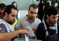 Жители Сирии выбирают новый Парламент
