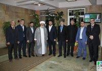 Мусульманские богословы из Сирии и Ливана прибыли в Дагестан