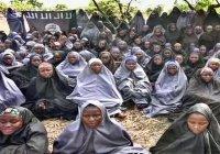 «Боко харам» показала похищенных школьниц