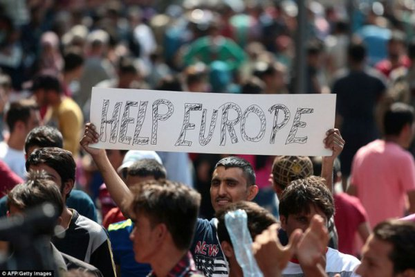 Help Europe!