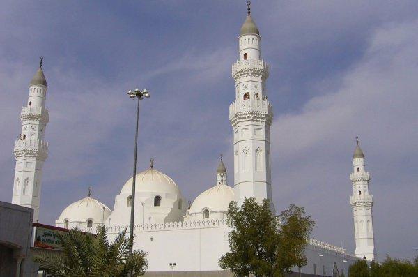 Мечеть Аль-Куба – мечеть, которая зиждется на набожности