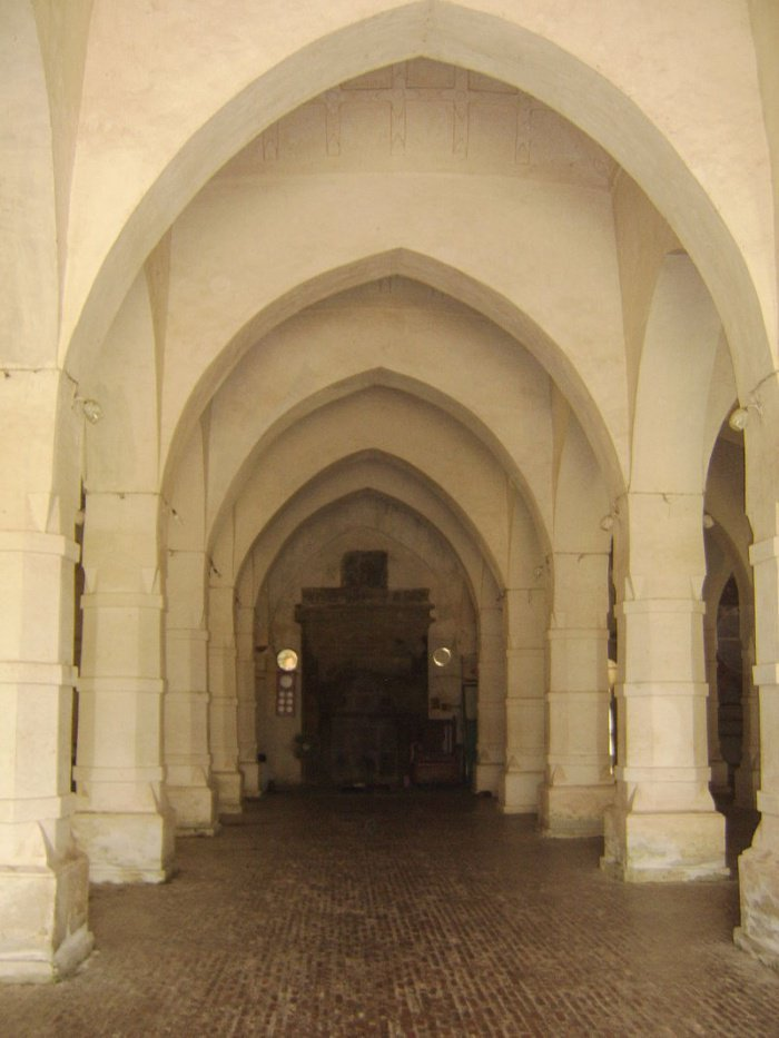 Город Мечетей Багерат