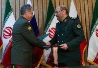 Министры обороны России и Ирана встретятся в Москве