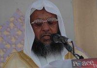 Скончался имам мечети Пророка в Медине