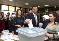 Партия президента Асада победила на выборах в Сирии