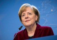 Меркель: большинство мусульман в ФРГ соблюдает конституцию