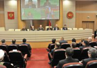 Муфтий РТ принял участие в заседании по подготовке к празднованию 71-й годовщины Победы в ВОВ (Фото)