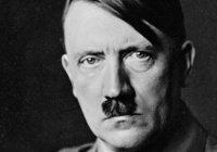 Обнародованы неизвестные ранее факты о Гитлере