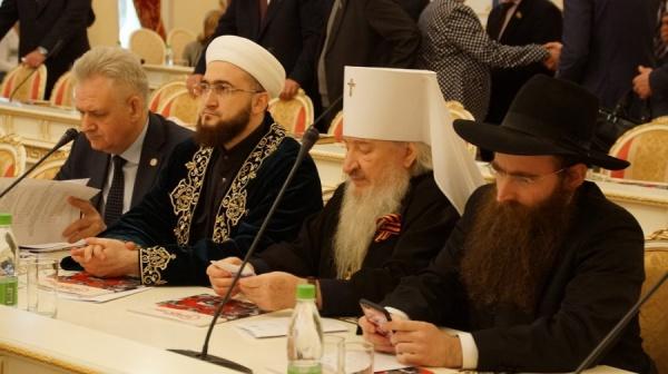 Главы религиозных общин РТ.