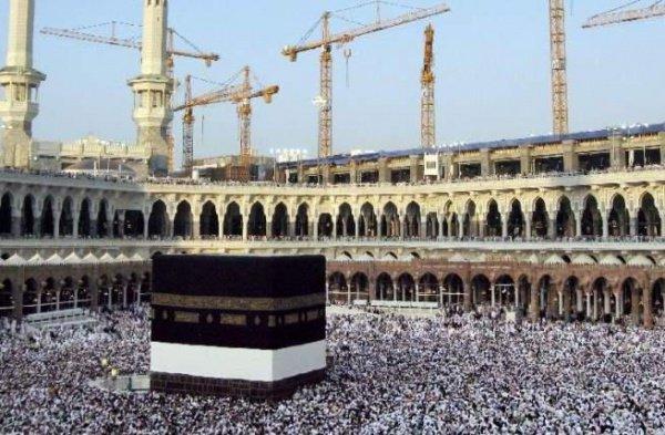 План расширения территории Запретной мечети в Мекке.