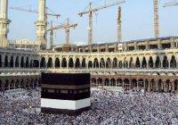Новый план безопасности Запретной мечети реализуют в Мекке