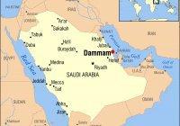 Саудовский канал длиной 1000 километров