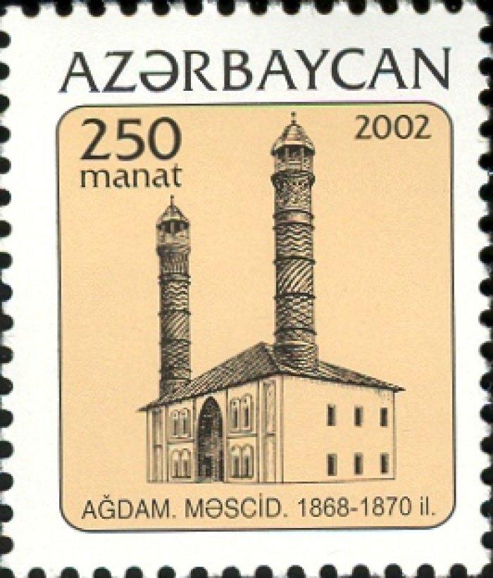 Мечеть - единственное здание, уцелевшее в этом городе-призраке (ФОТО)