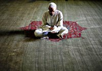 300-летний Коран химически законсервируют в Пакистане