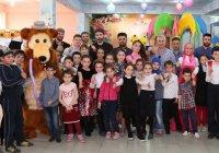Мусульмане Дагестана приняли участие в масштабной благотворительной акции для детей-сирот