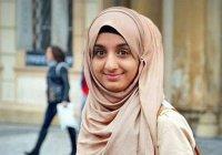 В Чехии одноклассники вступились за мусульманку в хиджабе
