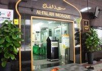 В Сингапуре после реконструкции открылась мечеть