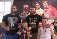 Сыновья Рамзана Кадырова победили в бойцовском турнире