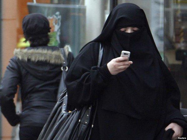 За ношение никаба в болгарском городе будут штрафовать.