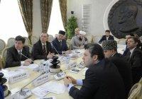 Муфтий РТ в Москве принял участие в заседании рабочей группы по противодействию экстремизму (Фото)