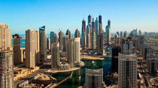 Новая стратегия развития строительства в ОАЭ.