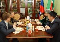 Представитель Президента РФ посетил Муфтият Татарстана