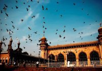 Собери PUZZLE: мечеть Чарминар