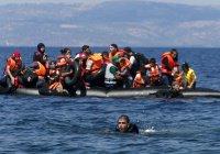 На выходных в Средиземном море утонули сотни беженцев