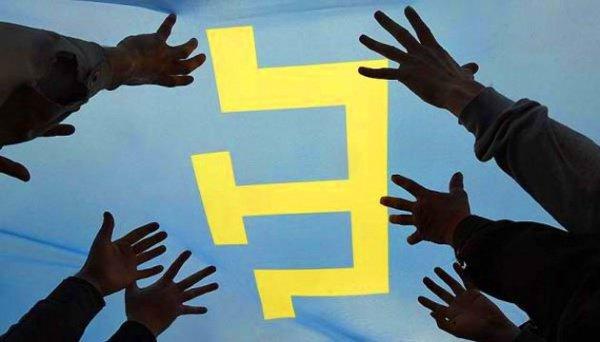 Крымскотатарский флаг претендует на попадание в Книгу рекордов Гиннеса.
