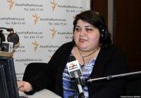 Осужденную азербайджанскую журналистку наградили в ЮНЕСКО