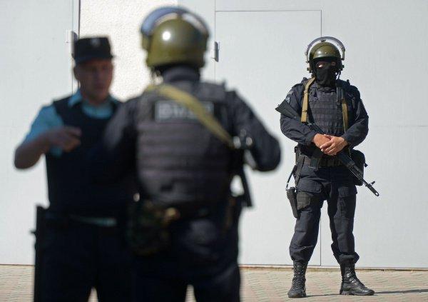 Схваченные в столице боевики планировали расстрелы намайские праздники
